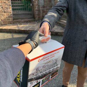 Consegna delle Porro Box